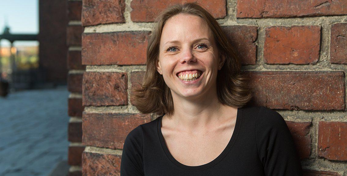 Alexandra Mattsson. Foto: Erik Nordblad