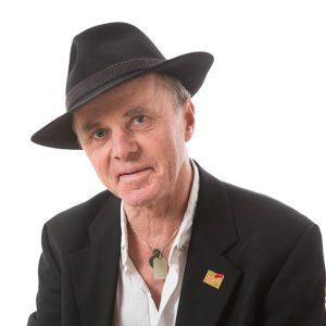 Lars Bäck. Foto: Erik Nordblad