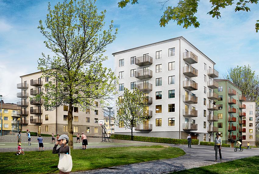 Stockholmshusen