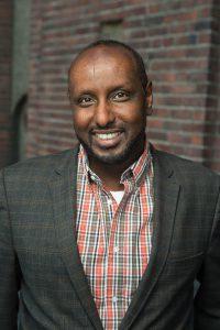 Rashid Mohammed. Foto: Erik Nordblad