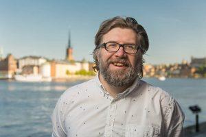 Robert Mjörnberg. Foto: Erik Nordblad