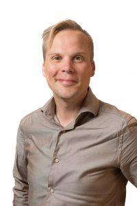 Tobias Johansson. Foto: Erik Nordblad