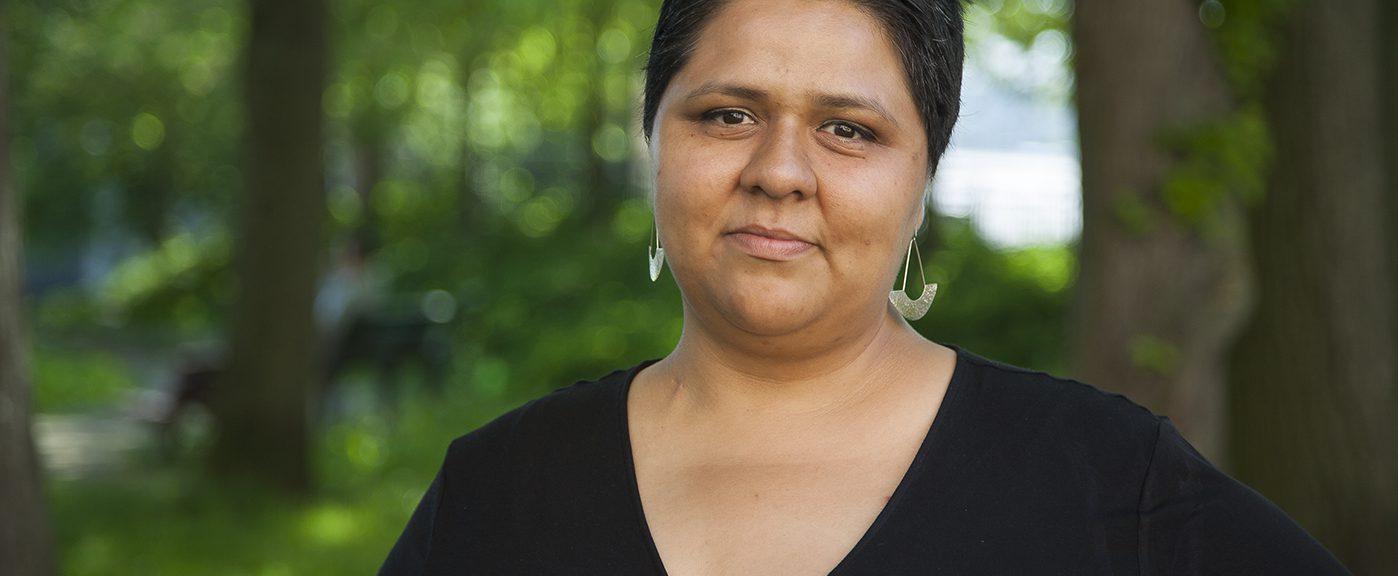 Lorena Delgado (V). Foto: Malcolm Jacobson